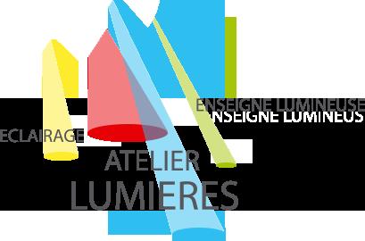 Logo Atelier Lumières
